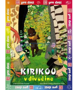 Kirikou v divočině (Kirikou and the Wild Beasts) DVD