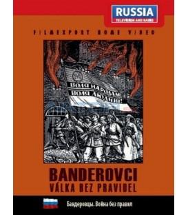 Banderovci: Válka bez pravidel (Бандеровцы :война без правил) DVD