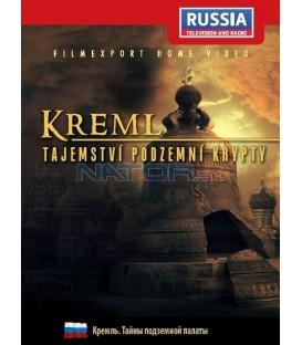 Kreml: Tajemství podzemní krypty (Кремль:тайны подземной палаты) DVD
