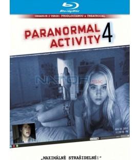 Paranormal Activity 4. (Blu-ray)   (Paranormal Activity 4)