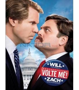 Volte mě!   (The Campaign) DVD