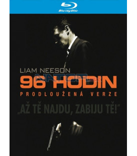 96 hodin (Blu-ray)   (Taken)