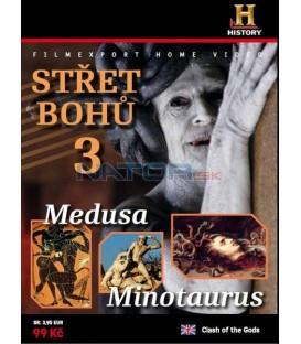 STŘET BOHŮ 3-Medusa, Minotaurus (Clash of the Gods: Medusa, Minotaur) DVD