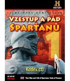VZESTUP A PÁD SPARŤANŮ 1 - Kodex cti DVD