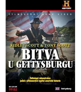 Bitva u Gettysburgu (Gettysburg) DVD