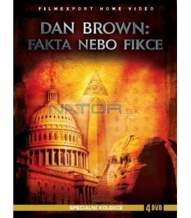 Dan Brown: Fakta nebo fikce – kolekce 4 DVD