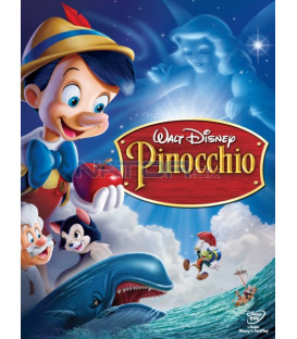 Pinocchio (Pinocchio) DVD