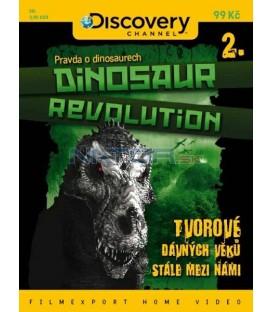 PRAVDA O DINOSAURECH II.(Dinosaur Revolution: Survival Tactics, End Game) DVD