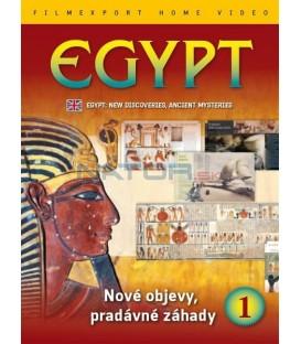 Egypt 1: Nové objevy, pradávné záhady (Egypt: New Discoveries, Ancient Mysteries) DVD