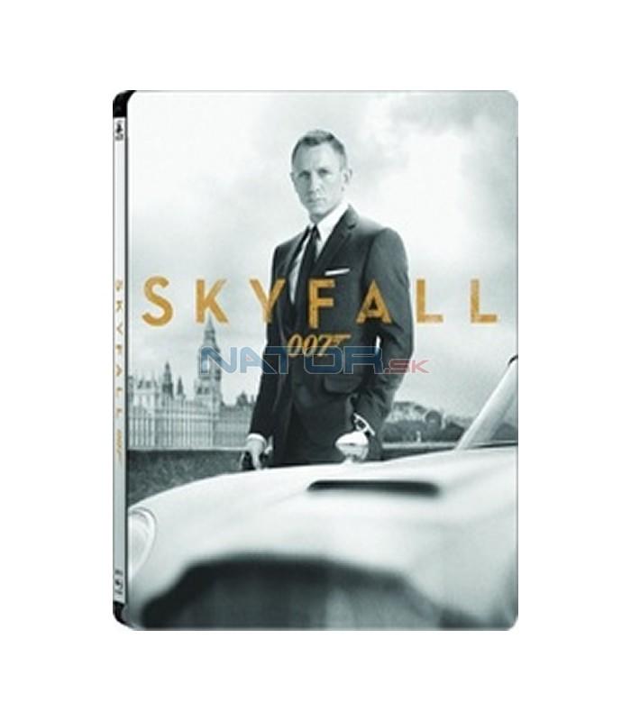 Skyfall James Bond 007 Genuine Original 2 Strip Double