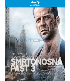 Smrtonosná past 3 (Die Hard: With a Vengeance)  Blu-ray