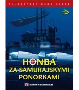 Honba za samurajskými ponorkami (Hunt for the Samurai Subs) DVD