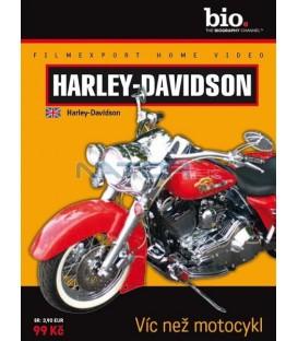 BIOGRAFIE: HARLEY- DAVIDSON DVD