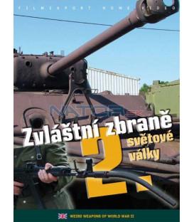 Zvláštní zbraně 2. světové války (Weird Weapons of World War II) DVD