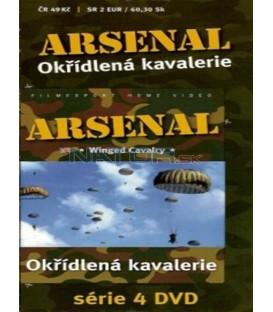 ARSENAL 3. - Okřídlená kavalerie (Winged Cavalry) DVD