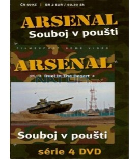 ARSENAL 4. - Souboj v poušti (Duel In The Desert) DVD