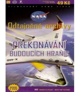 Odtajněné archivy-Překonávání budoucích hranic (NASA´s X-Files-Hyper-X: The Quest for Hypersonic Speed-Into the Future) DVD