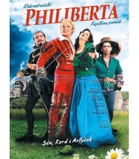 Dobrodružství Philiberta (Les Adventures de Philibert) DVD