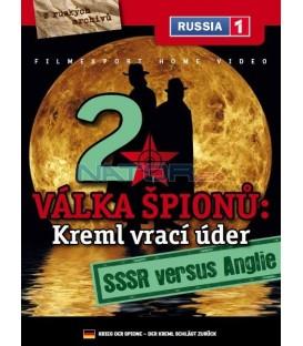 Válka špiónů: Kreml vrací úder II. - SSSR versus Anglie (Krieg der Spione – Der Kreml schlägt zurück) DVD