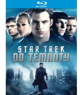 STAR TREK: DO TEMNOTY (Star Trek Into Darkness) - Blu-ray