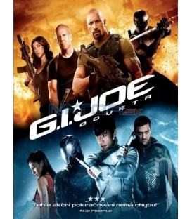 G.I. Joe 2: Odveta (G.I. Joe: Retaliation) DVD