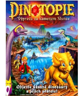 Dinotopie: Výprava za kamenem Slunce (Dinotopia: Quest for the Ruby Sunstone) DVD