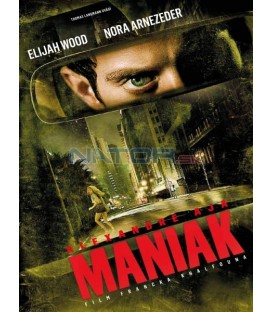 Maniak (Maniac) 2012 DVD
