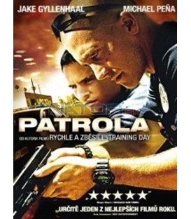 Patrola (End of Watch) 2012 DVD
