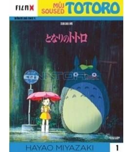 Můj soused Totoro ( My Neighbor Totoro) DVD