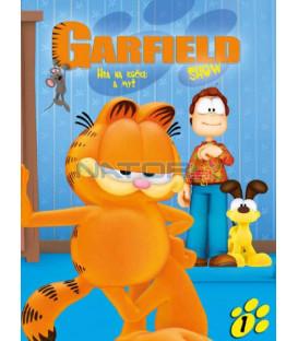 Garfield show 1. - hra na mačku a myš DVD