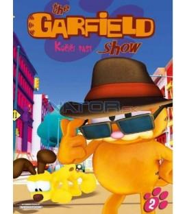 Garfield show 2. - Kočičí past DVD