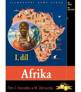 Afrika 1. díl DVD