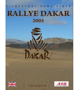 RALLYE DAKAR - 2005 DVD