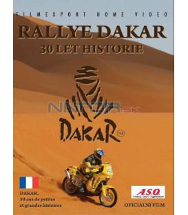 RALLYE DAKAR - 30 LET HISTORIE (DAKAR, 30 ans de petites et grandes histoires) DVD