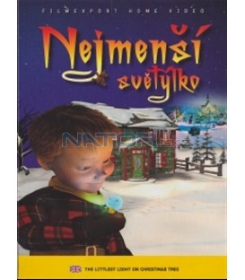 Nejmenší světýlko (The Littlest Light on the Christmas Tree) DVD