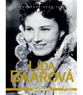 Lída Baarová - Zlatá kolekce 4 DVD