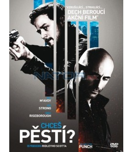 Chceš pěstí? (Welcome to the Punch) DVD