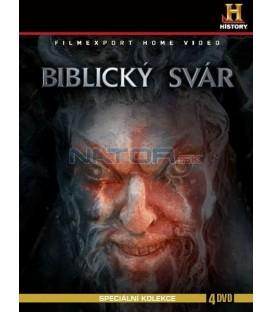 Biblický svár - speciální kolekce 4 DVD