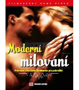 Moderní milování - Průvodce sexuálním potěšením pro pokročilé DVD
