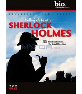 Velký detektiv Sherlock Holmes DVD