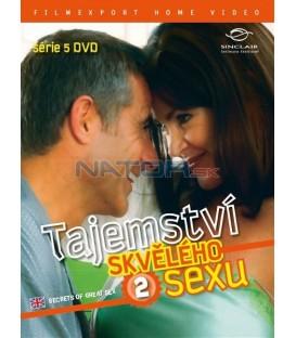 Tajemství skvělého sexu 2 - Zdokonalování sexuálních prožitků DVD