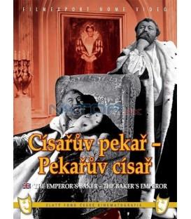 Císařův pekař - Pekařův císař - 2x DVD