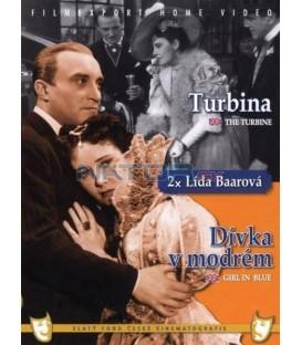 Dívka v modrém / Turbina DVD