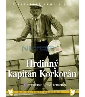Hrdinný kapitán Korkorán DVD