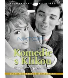 Komedie s Klikou DVD