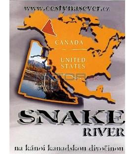 Snake River - na kánoi kanadskou divočinou DVD