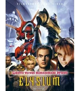 Elysium: Lidstvo versus mimozemské bytosti DVD