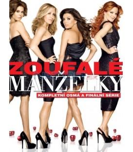 Zoufalé manželky 8. série  (Desperate Housewives Season 8) DVD