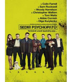 Sedm psychopatů   (Seven Psychopaths) DVD