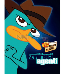Phineas a Ferb: Zvířecí agenti   (Phineas and Ferb: Animal Agents) DVD